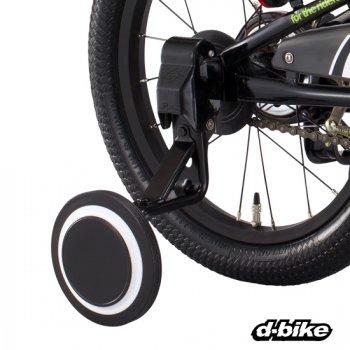 D-Bike Master / 18インチ用 クイックテイク補助車