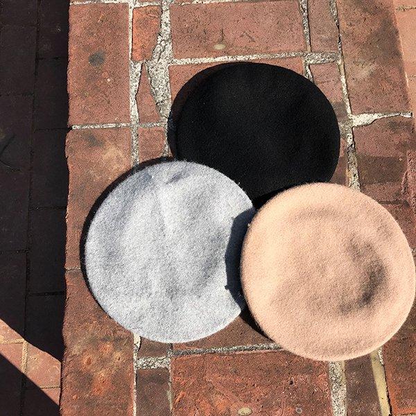 ベーシックベレー帽/エストレジャ