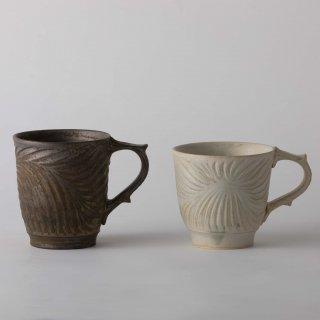 南端pottery マグカップ