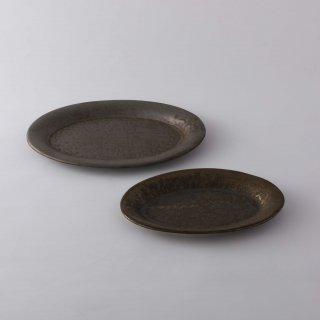 南端pottery オーバル皿(大)