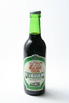 津山ホルモンうどんビール(黒ビール) 330mlx4本
