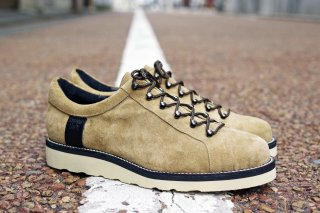 STOMP LOX 「 ONE 」 BEIGE SUEDE-LEATHER