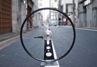 Hand built(手組み) DRUM-BRAKE WHEEL  SturmeyArcher HUB