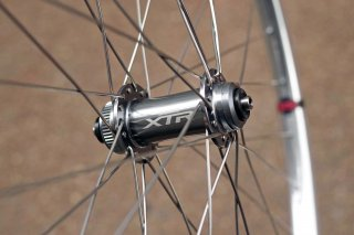 Hand built(手組み)DISC-CX WHEEL  XTR M965×VELOCITY BLUNT