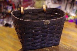 Peterboro Basket ブラック・ラージサイズ