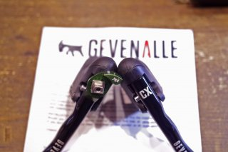 Gevenalle CX1 フロントシングル