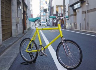 SPORTS YELLOW×Turquoise