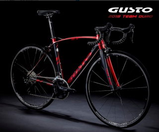 GUSTO [RCR DURO] SPORTS-RED
