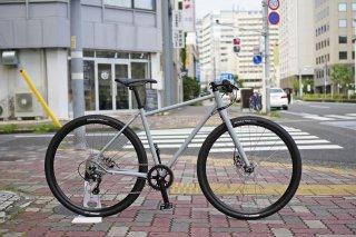 PEP CYCLES : NS-S1 グレー