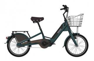 KOHAKU SC500 電動アシスト自転車 グリーン