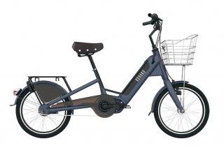 KOHAKU SC500 電動アシスト自転車 デニム
