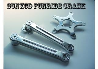 SUNXCD FunRIDE Crank