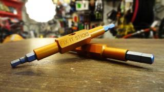 携帯工具 Fix It Sticks ローディセット