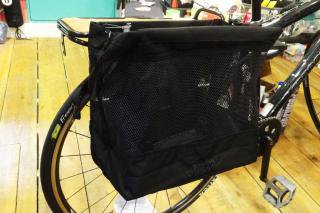 [JANDD] Grocery Bag Pannier 黒