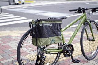 [JANDD] Grocery Bag Pannier グリーン