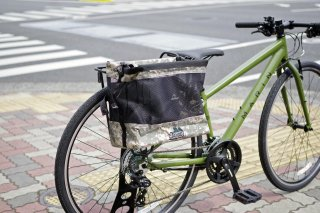[JANDD] Grocery Bag Pannier : Camo柄