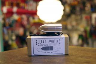 RINDOW BIKES 「BULLET LIGHTING」 砲弾型充電式ライト