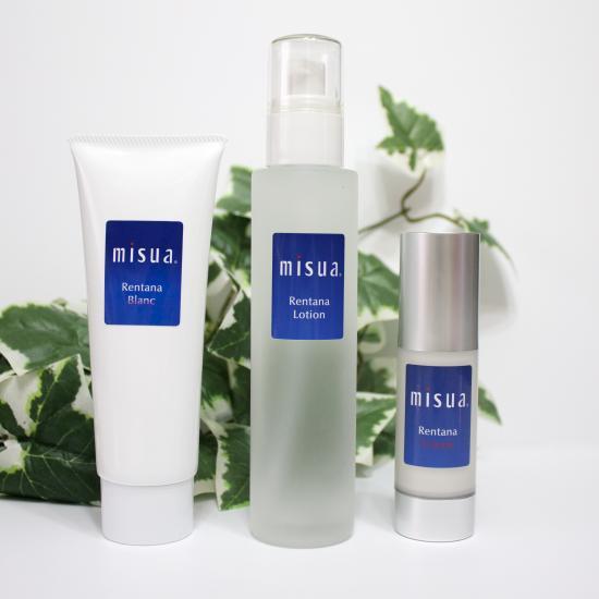misua 基礎化粧品セット