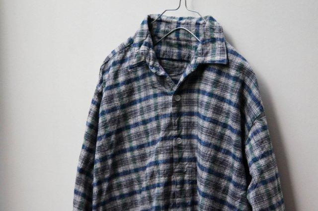 no.261 Pull over shirt