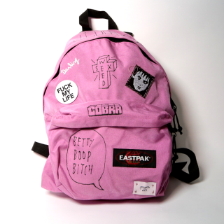 【ONE-OFF】HAND PAINTED BACK-PACKS #005
