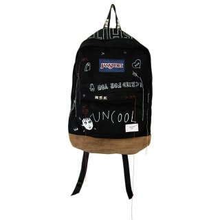 【ONE-OFF】HAND PAINTED BACK-PACKS UNCOOL#001