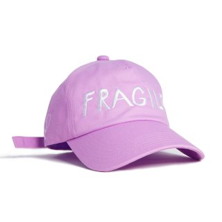 FRAGILE CAP  (PURPLE)