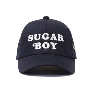 【SUGAR BOY】 LOGO CAP (BLACK)