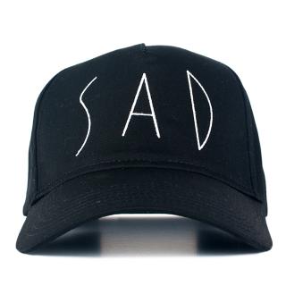 SAD CAP  (黒)