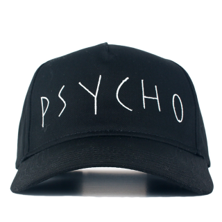 PSYCHO CAP (黒)