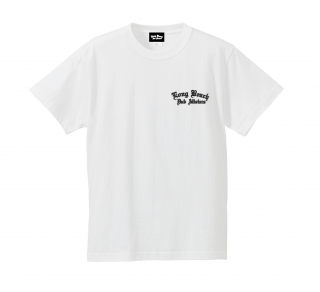 LONG BEACH DUB ALL STARS TEE WHITE【Official】