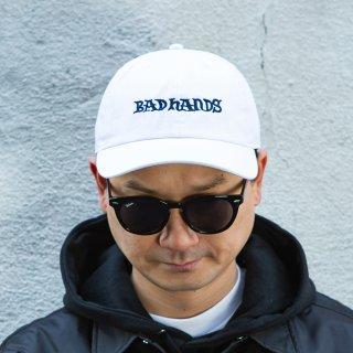 【BAD HANDS】LOGO CAP(White)