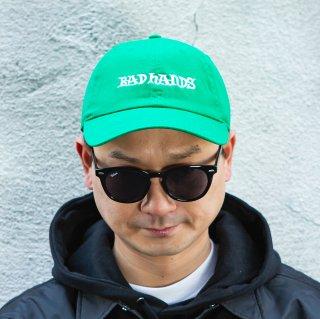 【BAD HANDS】LOGO CAP(Green)