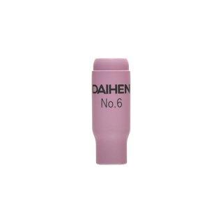 【TIG部品】ダイヘン ノズル No.6 H21B21【AWD-26用】