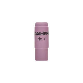 【TIG部品】ダイヘン ノズル No.7 H21B22【AW-17用】