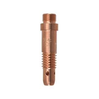 【TIG部品】ダイヘン コレットボディ φ2.4mm H950C15【AW-26用】