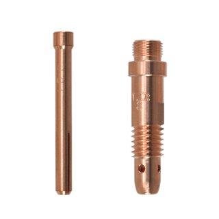 【TIG部品】コレット・コレットボディセット φ1.0mm用 H950C02・H950C12【AW-18用】