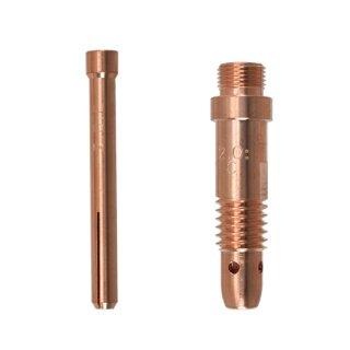 【TIG部品】コレット・コレットボディセット φ2.0mm用 H950C04・H950C14【AW-17用】