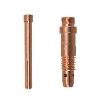 【TIG部品】コレット・コレットボディセット φ3.2mm用 H950C07・H950C17【AW-26用】