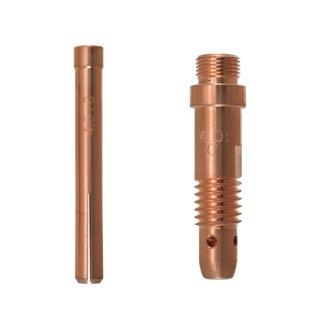 【TIG部品】コレット・コレットボディセット φ4.0mm用 H950C08・H950C18【AWX-2081用】
