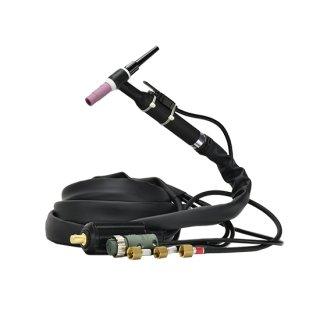 【TIG溶接】ダイヘン純正 TIGトーチ AWD-18 4m 300A水冷式 デジタル仕様