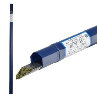 純チタン用 TIG溶加棒 WEL TIG Ti-2 φ1.2mm×5本バラ売り 日本ウエルディング・ロッド