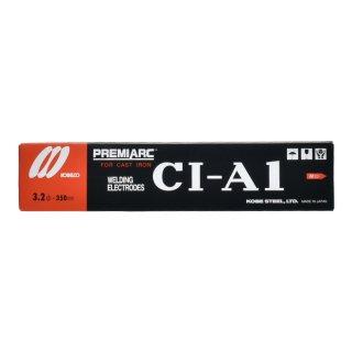 神戸製鋼 鋳物用被覆アーク溶接棒 CI-A1(CIA-1) φ3.2×350mm 2kg/箱