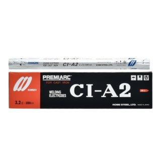 神戸製鋼 鋳物用被覆アーク溶接棒 CI-A2(CIA-2) φ3.2×300mm バラ売り1本
