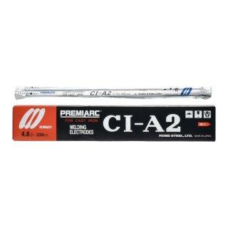 神戸製鋼 鋳物用被覆アーク溶接棒 CI-A2(CIA-2) φ4.0×350mm バラ売り1本