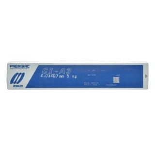神戸製鋼 鋳物用被覆アーク溶接棒 CI-A3(CIA-3) φ4.0×400mm バラ売り1kg