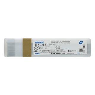 神戸製鋼 ステンレス用被覆アーク溶接棒 NC-38 φ2.0mm×250mm バラ売り1kg