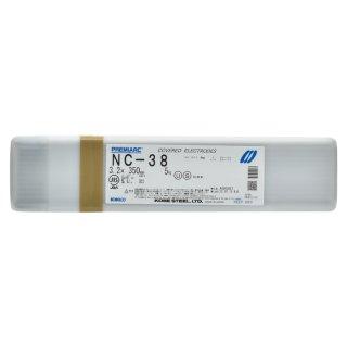 神戸製鋼 ステンレス用被覆アーク溶接棒 NC-38 φ3.2mm×350mm バラ売り1kg