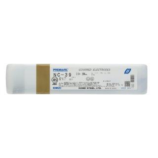 神戸製鋼 ステンレス用被覆アーク溶接棒 NC-39 φ2.0mm×250mm バラ売り1kg