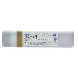 神戸製鋼 ステンレス用被覆アーク溶接棒 NC-39 φ4.0mm×350mm 5kg/小箱