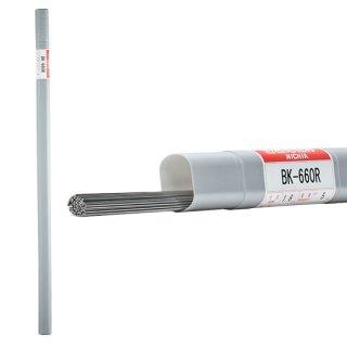 ニッコー熔材 金型製作・補修用肉盛用TIG溶加棒 BK-660R φ1.6mm バラ売り1kg